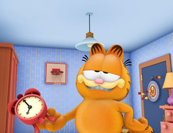 Garfield & Cie - Chat teigne