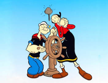 Popeye - Quand Popeye joue les explorateurs