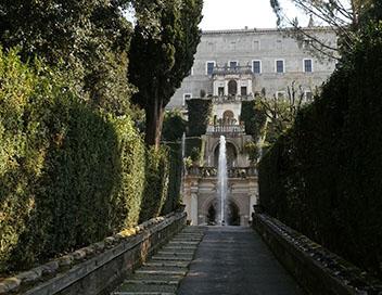 Jardins d 39 ici et d 39 ailleurs villa d 39 este sur for Jardin villa d este