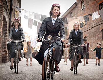 Call the Midwife - Bienvenue Chummy