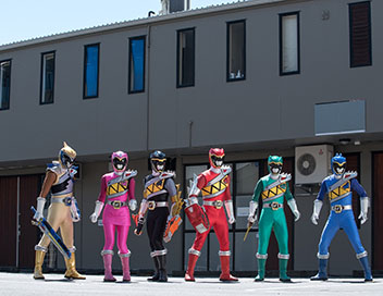 Power Rangers Dino Super Charge - Bienvenue arcanon