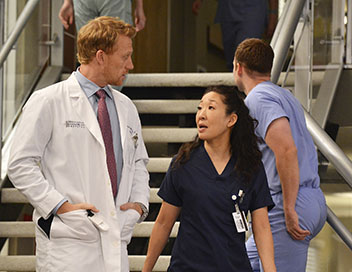 Grey's Anatomy - Une proposition en or