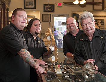 Pawn Stars, les rois des ench�res - Chumlee, j'�coute