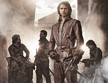 The Musketeers - Duel pour l'honneur