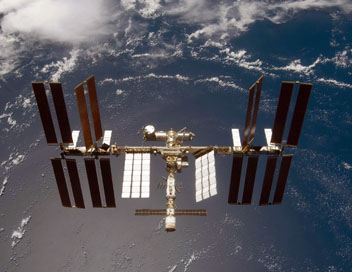 Superstructures-Evolution - La station spatiale internationale
