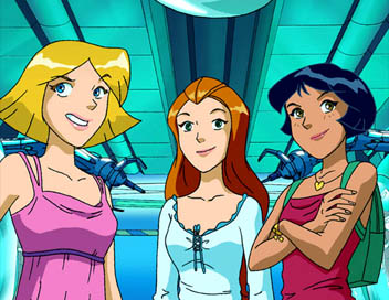 Totally Spies - Le boys band fou