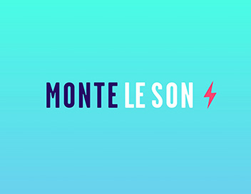 Monte le son, le live - Jeanne Added