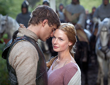 The White Queen - Amoureuse du roi