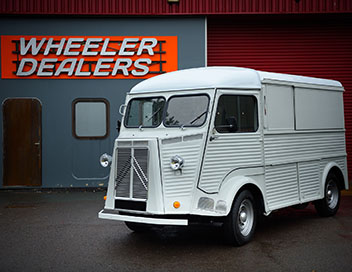 Wheeler Dealers : occasions à saisir - Le fourgon Citroën Type H