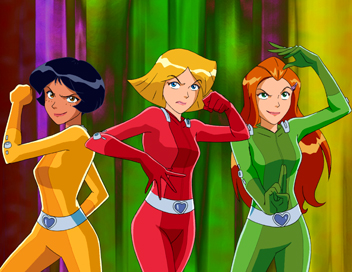 Totally Spies - Catch !