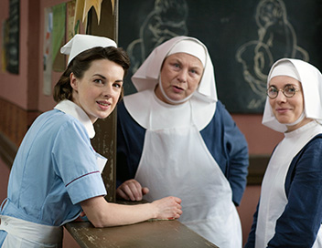 Call the Midwife - Ames soeurs