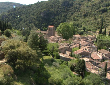 Villages de France - Saint-Guilhem-le-Désert