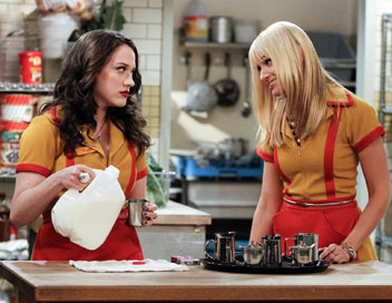 2 Broke Girls - Et le collier de perles