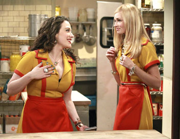 2 Broke Girls - Et les cupcakes casher