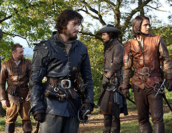 The Musketeers - Complot contre la reine