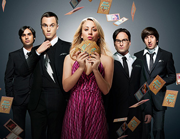 The Big Bang Theory - Le contrat d'amitié