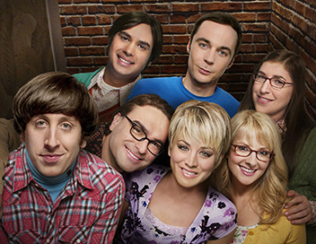 The Big Bang Theory - R�action positive et n�gative