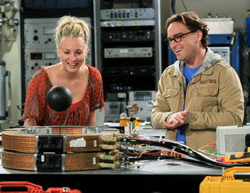 The Big Bang Theory - L'excitation holographique