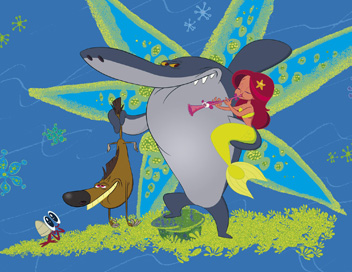 Zig & Sharko - Les lois de l'attraction