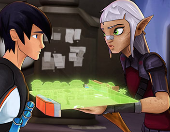 Slugterra : les mondes souterrains - Seconde chance