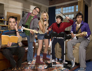 The Big Bang Theory - Le grand collisionneur