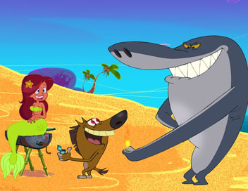 Zig & Sharko - Miss plage