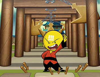 Xiaolin Chronicles - Chase Young pond un oeuf