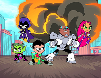 Teen Titans Go ! - Poisson d'avril