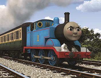 Thomas et ses amis le signal d 39 alarme sur - Thomas et ses amis dessin anime ...