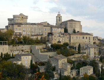 Villages de France - Gordes