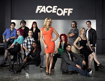 Face off - Episode 2 : Proportions h�ro�ques