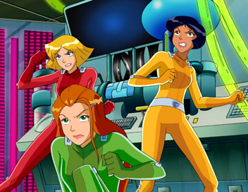 Totally Spies - Alex démissionne