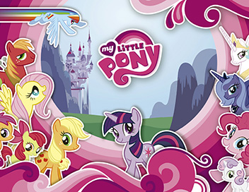 My Little Pony, les amies c'est magique ! - Discord Superstar