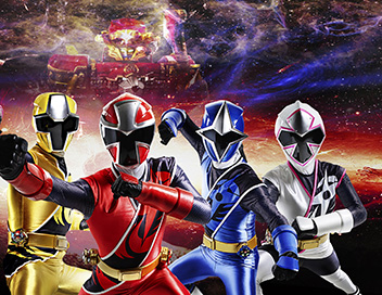 Power Rangers Ninja Steel - Le Prisme