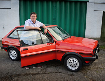 Wheeler Dealers : occasions à saisir - Ford Fiesta XR2