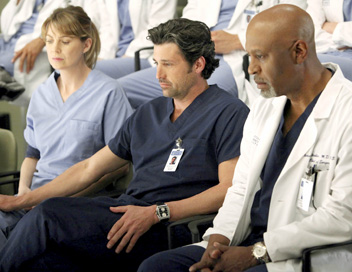 Grey's Anatomy - Tous des patients...
