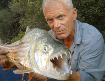 River Monsters - Tueurs arm�s