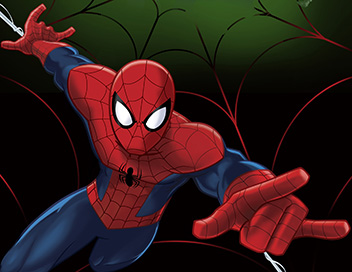 Ultimate Spider-Man vs the Sinister 6 - Conversation lunaire