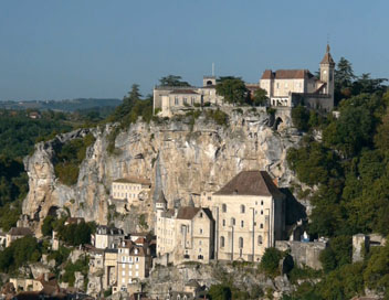 Villages de France - Rocamadour